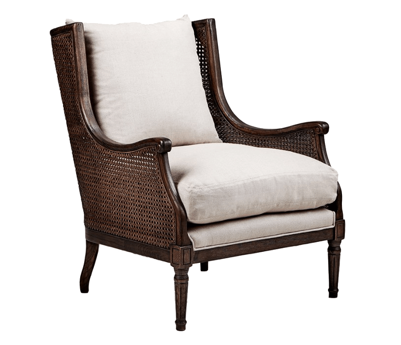 TOULOUSE Armchair Natural