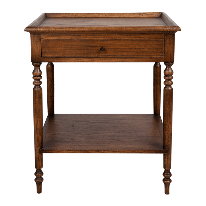 MONTAIGNE Side Table Natural