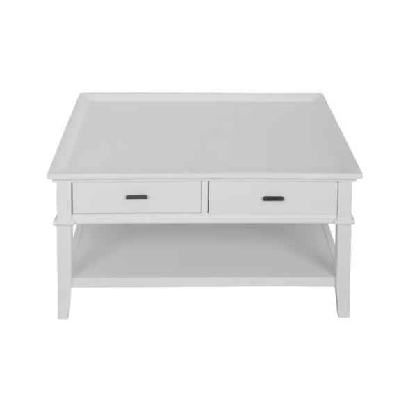 Malval Coffee Table with Drawers