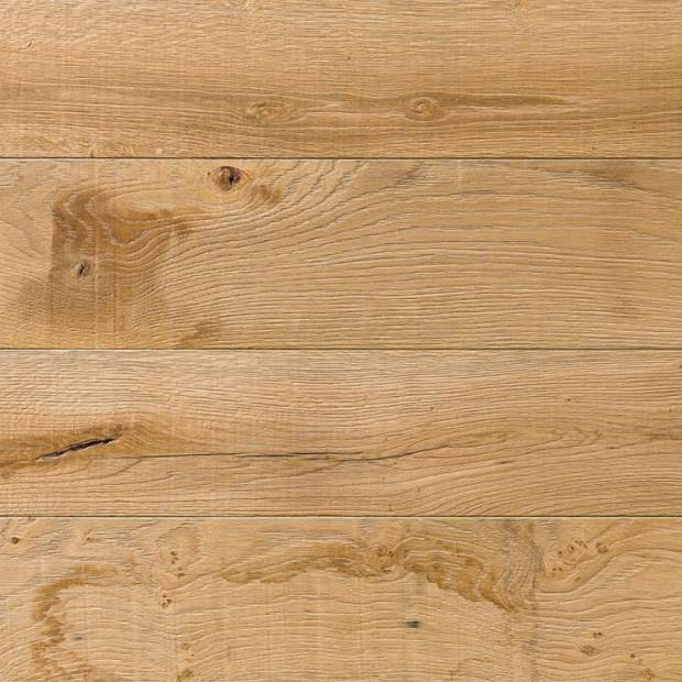parquet chene massif gamme industrielle os 1 aspect bois brut huile