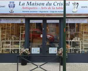 magasin la maison de cristal