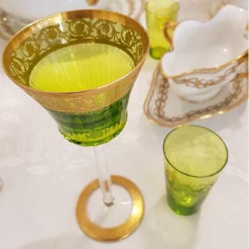verre saint louis cristal
