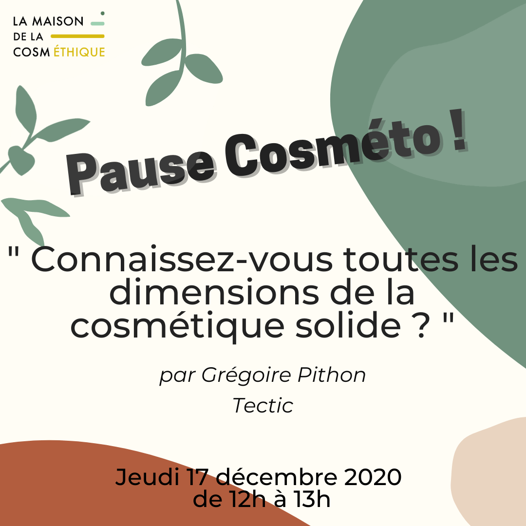 Pause cosmeto Gregory-Pithon