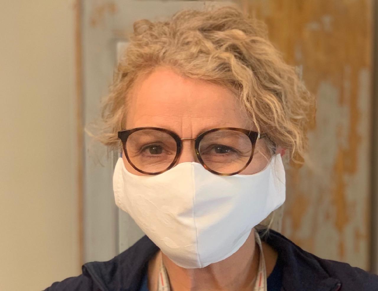 couture solidaire des masques pour