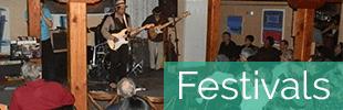 Les festivals de la Maison de la Terre
