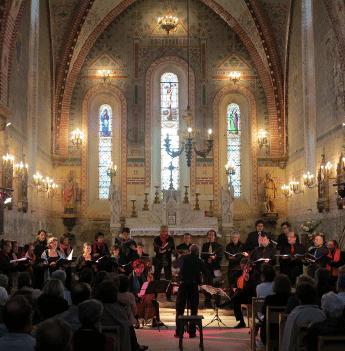 Festival de chant choral 2015 - Terre de Choeur - La Maison de la Terre