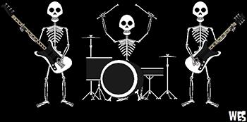 Concert Skeleton Band - 2015-05-01