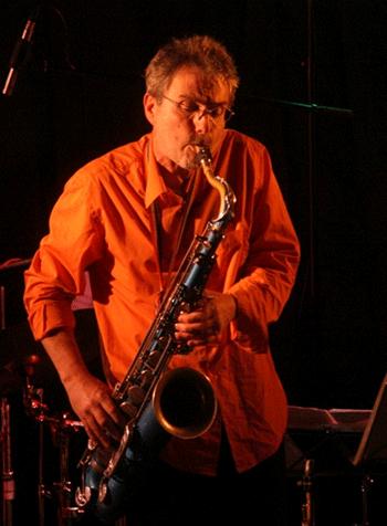 Richard Calléja - Festival Terre de Jazz 2016