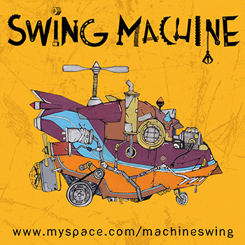 Swing Machine - Concert - Week-end de soutien - 2016-02-12