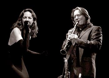 Paul Chéron et Nadia Cambours Swingtet  - Festival Terre de Jazz 2016