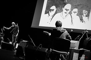 Illustration - BD concert - Skeleton Band - Jeudi 6 avril 2017