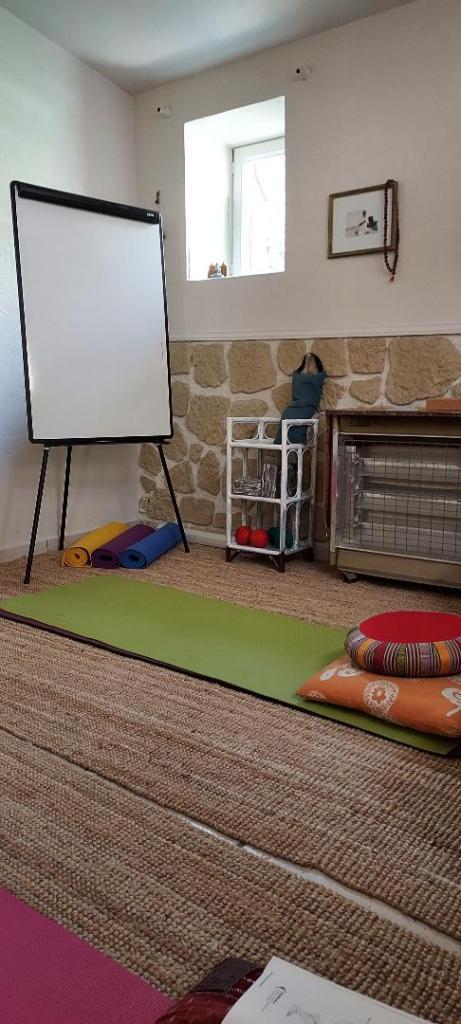 Cours de Yoga Gers Gondrin Isabelle Ros