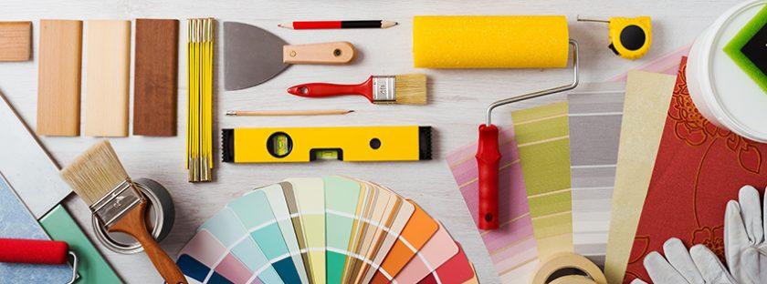 a la maison du peintre vous trouverez tous les accessoires dont vous aurez besoin pour la realisation de vos projets de peinture et de decoration