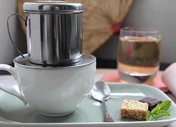 Filtre à café vietnamien en inox