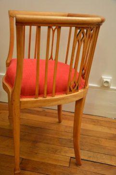 Chaise rénovée