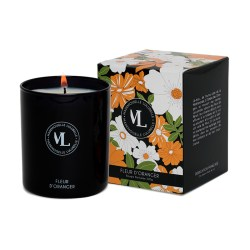 Bougie parfumée Fleur d'oranger Mademoiselle Lulubelle