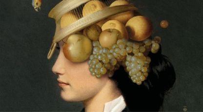 Portrait collector Edmée