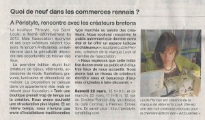 Ouest France 18032014