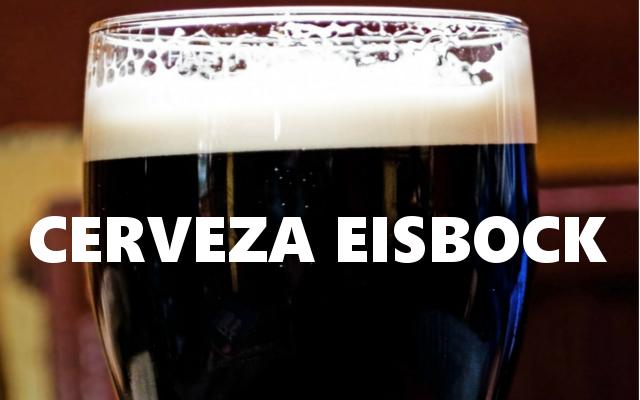 Cerveza del estilo eisbock típica de alemania