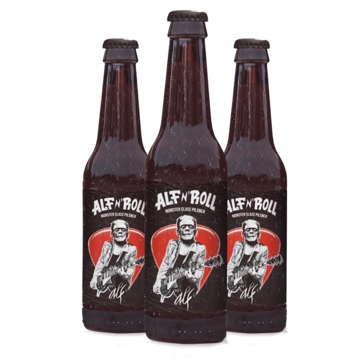 Cerveza artesana Alf ´N´ Roll