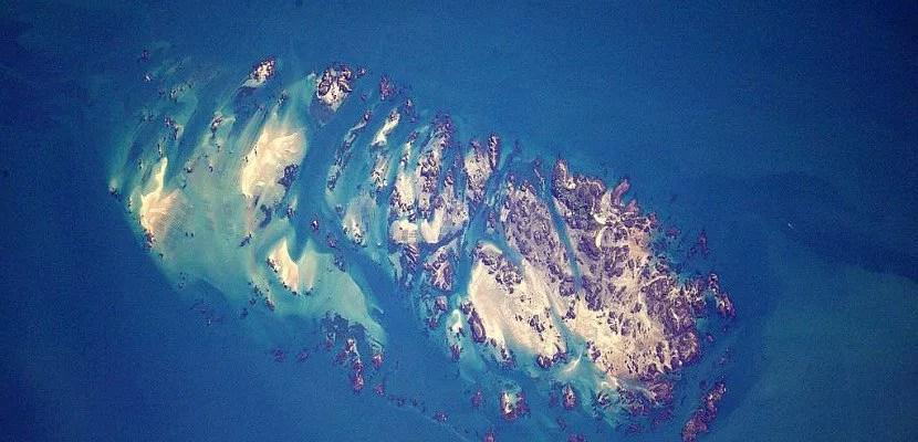 Manche : quand Thomas Pesquet confond Chausey avec la Bretagne