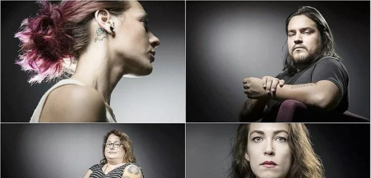 Attentats du 13 novembre: le tatouage comme thérapie