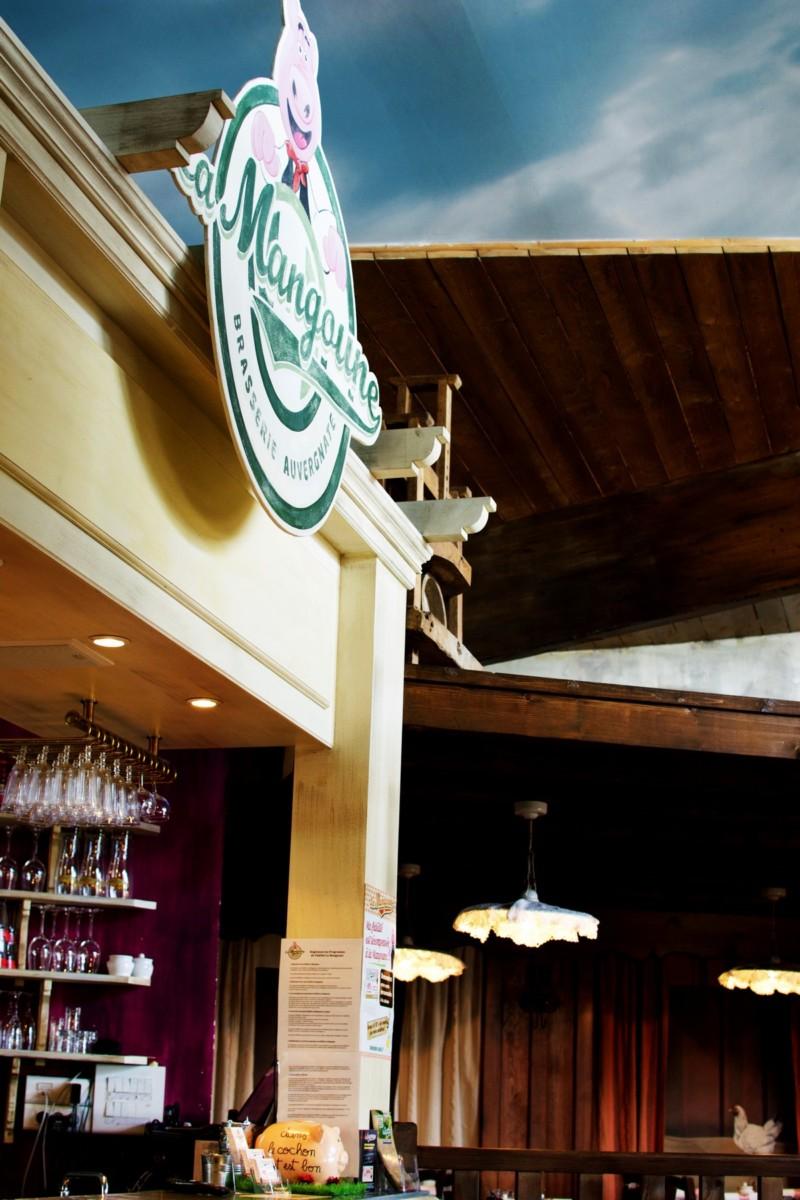 Le bistot Auvergnat La Mangoune de Saint-Flour