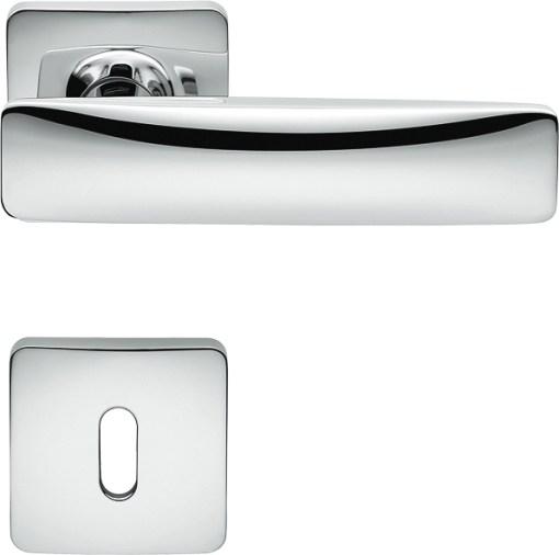 Maniglie Colombo Design BOLD finitura CROMO PT11 R