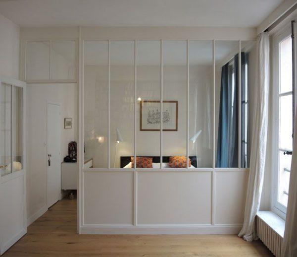 Verrire Entre Chambre Et Salon La Manufacture Nouvelle