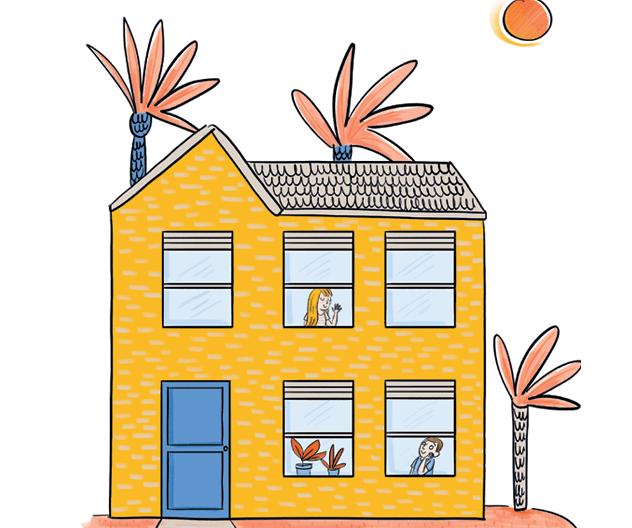 Casa de Violeta y Manuel