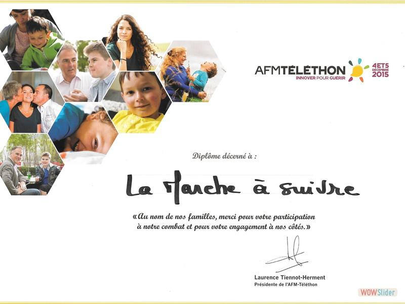 Téléthon_Diplôme_AFM