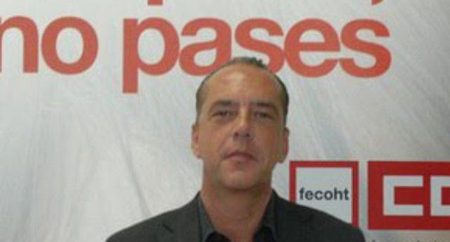 Un ex alto cargo de CCOO admite haber cobrado complementos salariales sin retención de IRPF