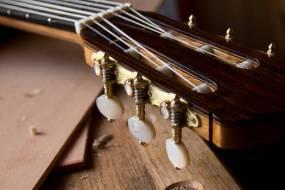 Guitar Headstock