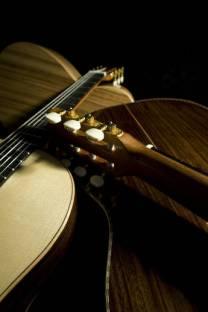 Multiple Guitars