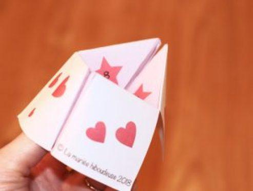 love cocotte saint valentin ouverte