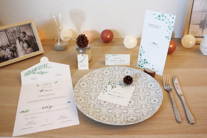 Tendances papeterie mariage 2019 avec MonFairePart.com