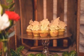 Repas du brunch mariage hivernal by mood cupcake factory