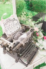 Inspirations mariage shabby chic   © Park Road Photography