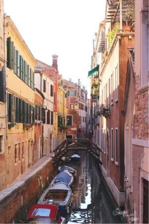 Le romantisme des canaux de Venise | Voyage en amoureux - Venise, Italie