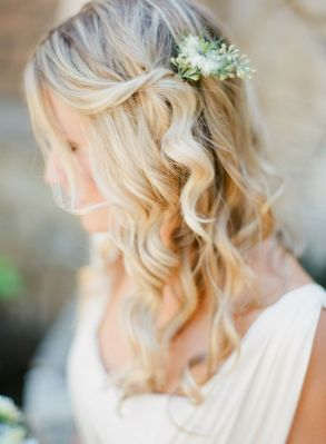 Couronne de fleurs Mariage - Lexia Frank Photography - Wedding Party