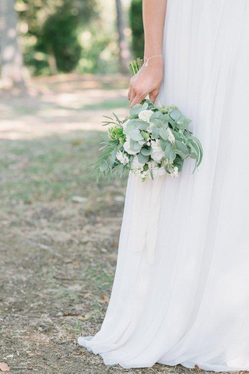 Bracelet mariée Lena - L'Atelier de Sylvie