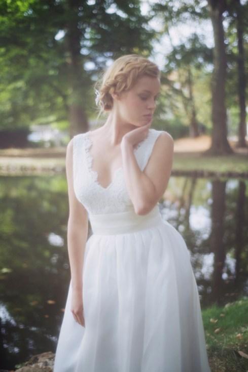 JULIA 3 - Organse Paris - Collection 2016 robes de mariée sur-mesure