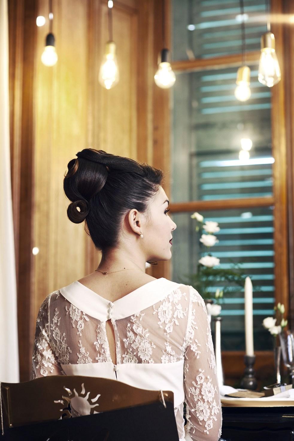 Shooting inspiration Urban Nature tendance mariage chic industriel 2016 © Raphael Keita Photographe | Blog La Mariée Sous Les Etoiles