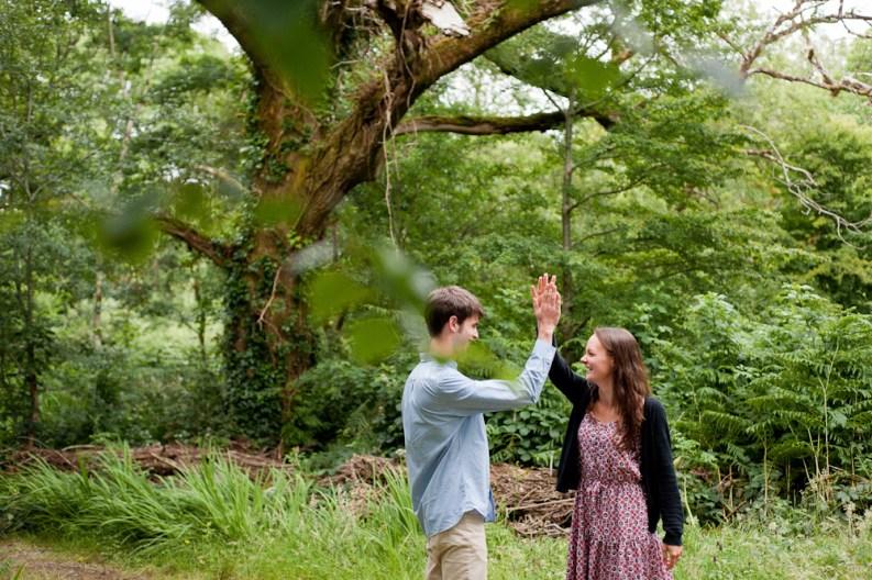 Séance engagement, Irlande, Glengarriff, Typhanie Piton, La Mariée Sous Les Etoiles, Blog mariage