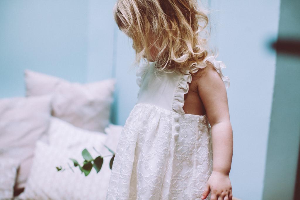 Babyfolk la collection capsule Lorafolk pour petites filles d'honneur - Crédit Laurence Revol - Blog La Mariée Sous Les Etoiles 1
