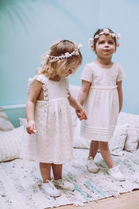 Babyfolk la collection capsule Lorafolk pour petites filles d'honneur - Crédit Laurence Revol - Blog La Mariée Sous Les Etoiles 7