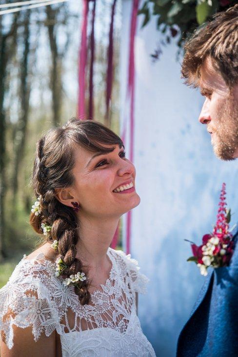 Shooting d'inspi mariage boho denim dans la forêt bordelaise blondie confettis (22)