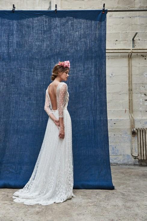 Nouvelle Collection Robes de Mariée 2018 Maison Floret-20