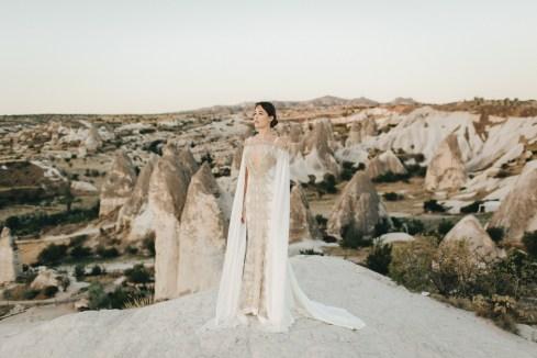 Collection 2018 Robes de mariee Elisa Ness Credit Fabien Courmont
