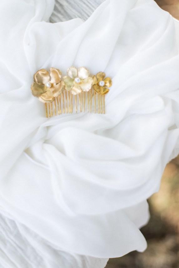 Latelier de Sylvie Bijoux accessoires mariee collection 2018 Credit Lena G Photography